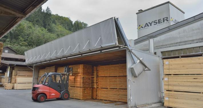 125 Jahre Holzbau Kayser Ag Oberdorf